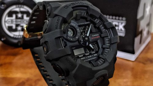 3ed13c81c26 Relógio Casio G-Shock GA-735A-1ADR Ed. Comemorativa de 35 anos ...