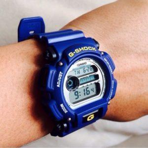 7cffa31c8e9 Relógio Casio G-Shock DW-9052-2VDR.