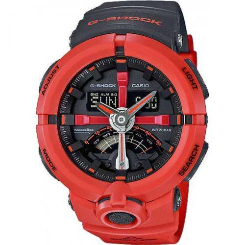 e503c20fd18 Relógio Casio G-Shock GA-500P-4ADR – Outlet do Nil