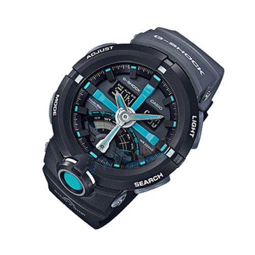 31a7b27c7bb Relógio Casio G-shock Ga-500p-1a Ga500 – Outlet do Nil