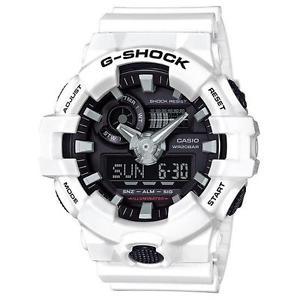 fd4f7264465 Relógio Casio G-Shock Ga-700-7adr Branco – Outlet do Nil